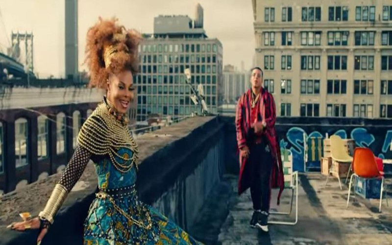 "Daddy Yankee y Janet Jackson lanzan versión en castellano de ""Made For Now"""