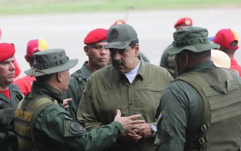 Presidente Maduro lideró Ejercicio de Acción Defensiva Multidimensional Independencia 2018