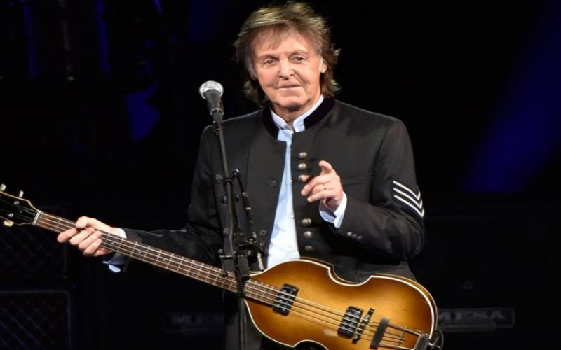 """McCartney: Lennon solo alabó uno de mis temas, """"Here, There and Everywhere"""""""