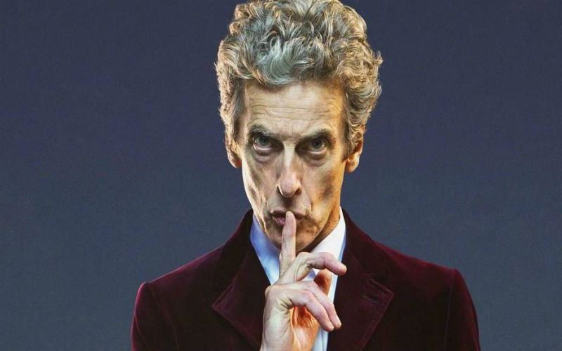 "El actor escocés Peter Capaldi se despide de la serie ""Dr. Who""."