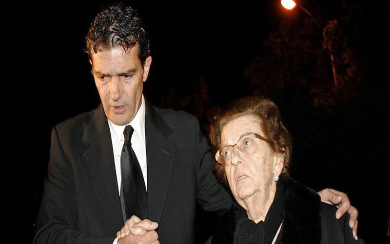Fallece la madre del actor Antonio Banderas