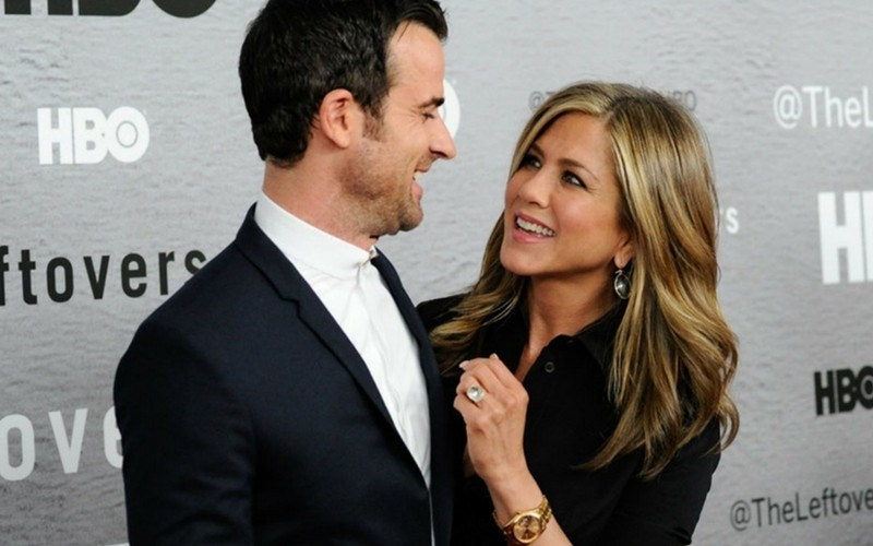 Jennifer Aniston y Justin Theroux se separaran