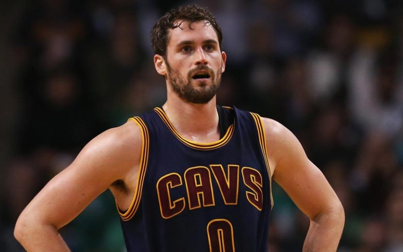 Kevin Love confirma que no irá al Mundial de Baloncesto de China