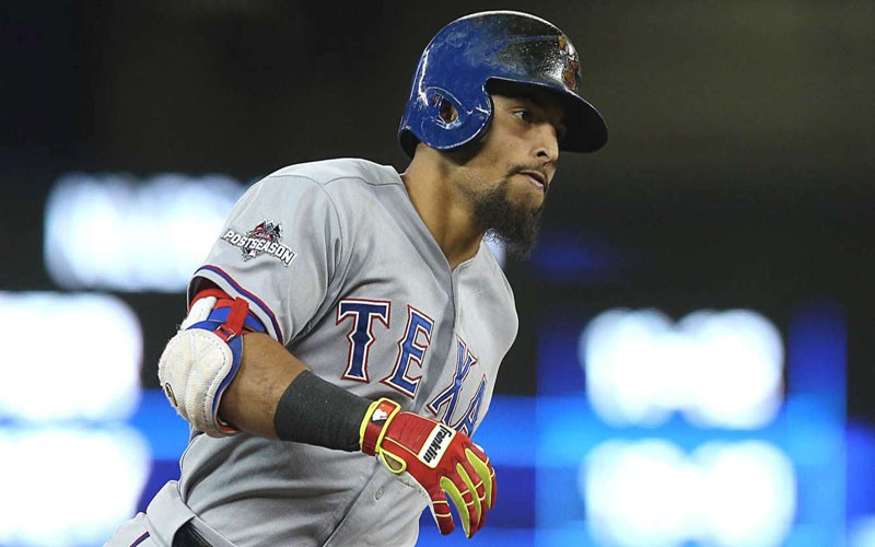 Confirman a Rougned Odor como sustituto de Galvis