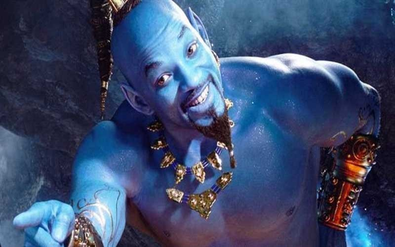 "Disney estrenó tráiler animado ""Aladdin"" junto a Will Smith (+Video)"