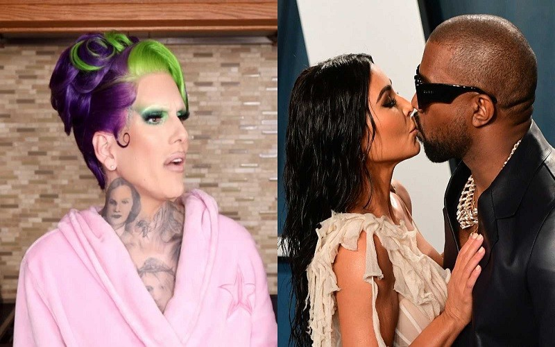 Jeffree Star se pronuncia sobre supuesto romance con Kanye West