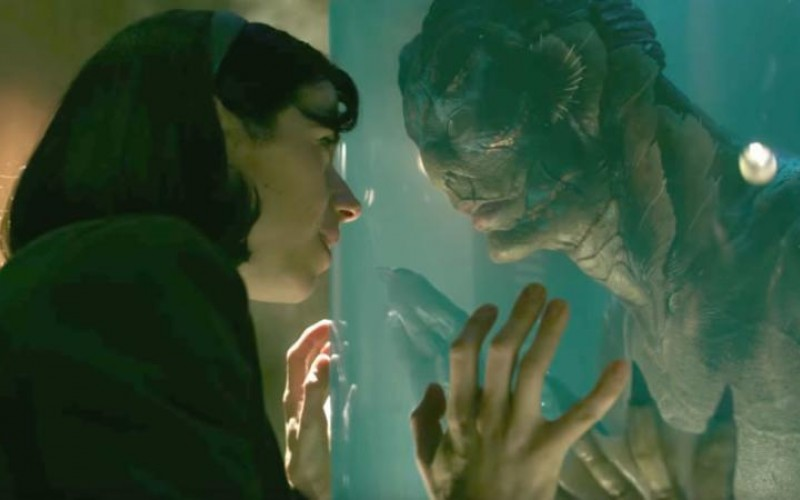 """The Shape of Water"", gran favorita a los Bafta"