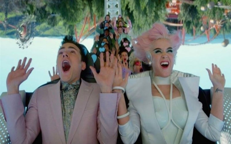 "Katy Perry estrenó el video oficial de ""Chained to the rhythm"""
