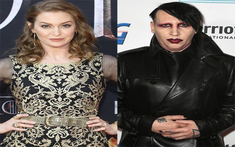 "Actriz de ""Game of Thrones"" detalló los abusos que vivió al lado de Marilyn Manson"