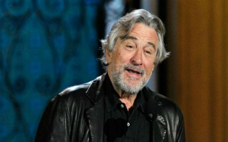 Robert De Niro recibirá título honorario en la ceremonia de la Universidad de Brown