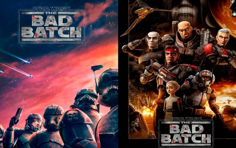 Clones rebeldes dispuestos a dar guerra en «Star Wars: The Bad Batch»