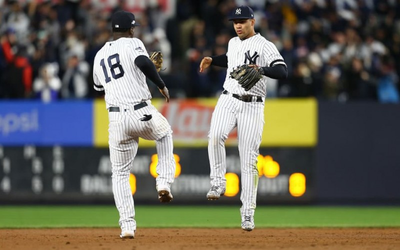 Yankees ganan y la serie vuelve a Houston